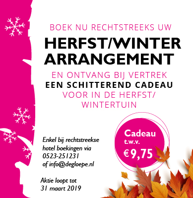 Herfst-winter arrangement